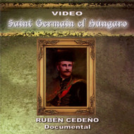 DVD SAINT GERMAIN EL HÚNGARO - RUBÉN CEDEÑO (DOCUMENTAL)