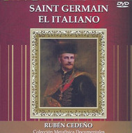 DVD SAINT GERMAIN EL ITALIANO - RUBÉN CEDEÑO (DOCUMENTAL)