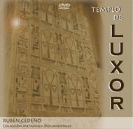 DVD TEMPLO DE LUXOR - RUBÉN CEDEÑO (DOCUMENTAL)