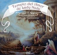 DVD TEMPLO DEL AMOR DE LADY NADA - RUBÉN CEDEÑO (DOCUMENTAL)