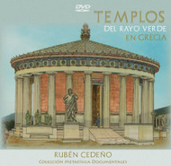 DVD TEMPLOS DEL RAYO VERDE - RUBÉN CEDEÑO (DOCUMENTAL)