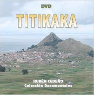 DVD TITIKAKA - RUBÉN CEDEÑO (DOCUMENTAL)