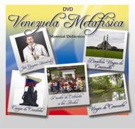 DVD VENEZUELA METAFÍSICA - RUBÉN CEDEÑO (DOCUMENTAL)