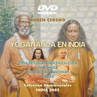 DVD YOGANANDA EN INDIA - RUBÉN CEDEÑO (DOCUMENTAL)