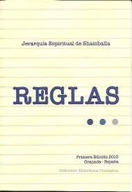 REGLAS - JERARQUÍA ESPIRITUAL DE SHAMBALLA (LIBRO)