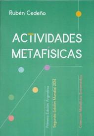 ACTIVIDADES METAFÍSICAS - RUBÉN CEDEÑO (LIBRO)