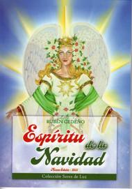 ESPÍRITU DE LA NAVIDAD - RUBÉN CEDEÑO (LIBRO)