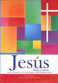 JESÚS - RUBÉN CEDEÑO (LIBRO)