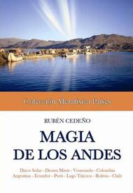 MAGIA DE LOS ANDES - RUBÉN CEDEÑO (LIBRO)