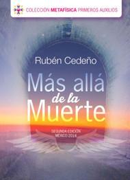 MÁS ALLÁ DE LA MUERTE - RUBÉN CEDEÑO (LIBRO)