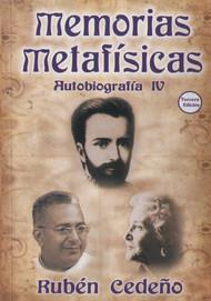 MEMORIAS METAFÍSICAS - RUBÉN CEDEÑO (LIBRO)