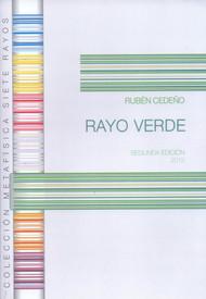 RAYO VERDE - RUBÉN CEDEÑO (LIBRO)