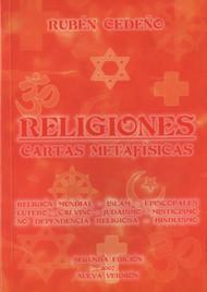 RELIGIONES CARTAS METAFÍSICAS - RUBÉN CEDEÑO (LIBRO)
