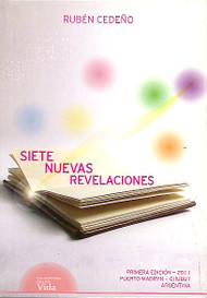 SIETE NUEVAS REVELACIONES - RUBÉN CEDEÑO (LIBRO)
