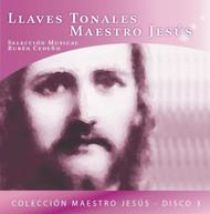 CD MAESTRO JESÚS (LLAVES TONALES)