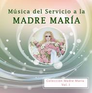 CD MÚSICA DEL SERVICIO A LA MADRE MARÍA (LLAVES TONALES)