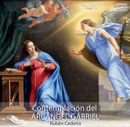 CD CONTEMPLACIÓN DEL ARCÁNGEL GABRIEL - RUBÉN CEDEÑO (MEDITACIÓN)