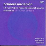 DVD AMOR SERVICIO Y RECTAS RELACIONES - RUBÉN CEDEÑO (CONFERENCIA)