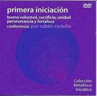 DVD BUENA VOLUNTAD, SACRIFICIO, UNIDAD - RUBEN CEDEÑO (CONFERENCIA)