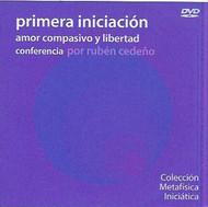 DVD AMOR COMPASIVO Y LIBERTAD - RUBÉN CEDEÑO (CONFERENCIA)
