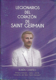 LEGIONARIOS DEL CORAZÓN DE SAINT GERMAIN - RUBÉN CEDEÑO (LIBRO)