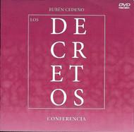 DVD LOS DECRETOS - RUBÉN CEDEÑO (CONFERENCIA)
