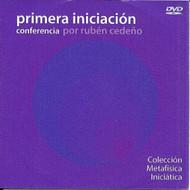 DVD PRIMERA INICIACIÓN - RUBÉN CEDEÑO (CONFERENCIA EN ARGENTINA)