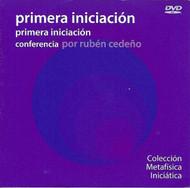 DVD PRIMERA INICIACIÓN - RUBÉN CEDEÑO (CONFERENCIA EN URUGUAY)