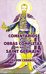COMENTARIOS A LAS OBRAS COMPLETAS DEL MAESTRO SAINT GERMAIN - RUBEN CEDEÑO (LIBRO)