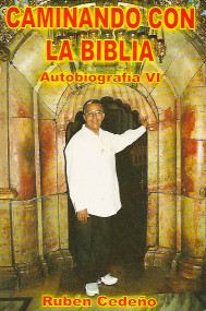 CAMINANDO CON LA BIBLIA - RUBEN CEDEÑO (LIBRO)