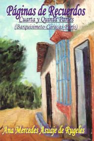 PÁGINAS DE RECUERDOS - ANA MERCEDES ASUAJE DE RUGELES (LIBRO)