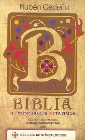BIBLIA - RUBEN CEDEÑO (LIBRO)