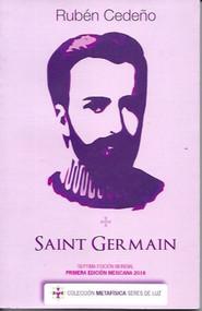 SAINT GERMAIN - RUBÉN CEDEÑO (LIBRO)