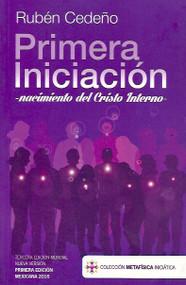 PRIMERA INICIACIÓN - RUBÉN CEDEÑO (LIBRO) EDITORIAL KENICH