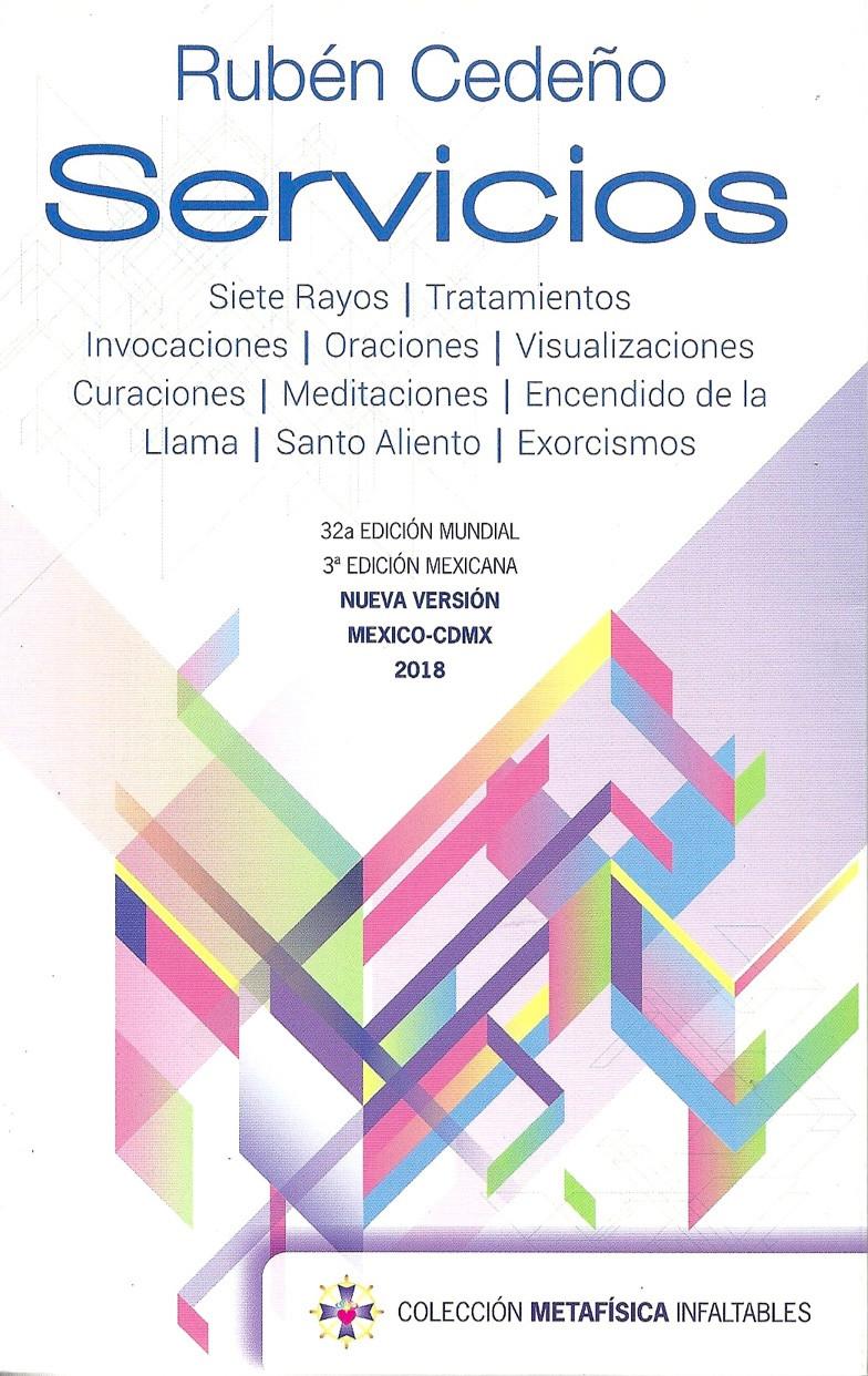 Servicios Rubén Cedeño Libro Versión 2018 Librosmetafisicacom