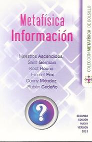 METAFÍSICA INFORMACIÓN - MAESTROS ASCENDIDOS (LIBRO) EDITORIAL KENICH