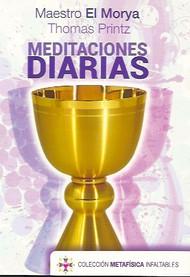 MEDITACIONES DIARIAS - MAESTROS ASCENDIDOS (LIBRO) EDITORIAL KENICH