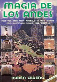 MAGIA DE LOS ANDES - RUBÉN CEDEÑO (LIBRO) EDITORIAL PORTEÑA