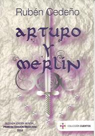 ARTURO Y MERLIN - RUBÉN CEDEÑO (LIBRO)
