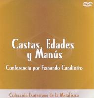 DVD CASTAS EDADES Y MANÚS - FERNANDO CANDIOTTO (CONFERENCIA)
