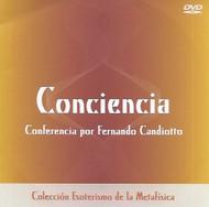 DVD CONCIENCIA - FERNANDO CANDIOTTO (CONFERENCIA)