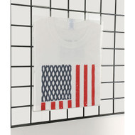 T-Shirt Acrylic Display For Gridwall Standard Panels UPC 741360528321