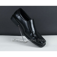 "Acrylic Heel Rest Shoe Display  4""H"