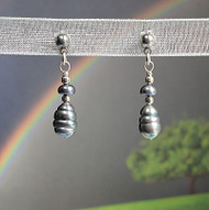 Margarite's Tears Pearl Earrings