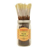 Pear Vanilla - 10 Wild Berry® Incense sticks