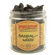 Sandalwood - 10 Wild Berry® Incense cones