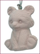 Teddy Bear Diffuser/Air Freshener (Unscented) *SALE*