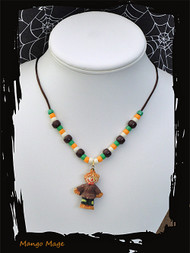 Scarecrow Fall Necklace