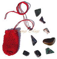 Life Force Stone Paloma Pouch