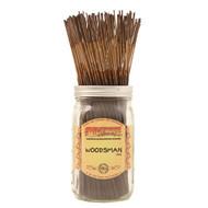 Woodsman Wild Berry brand incense sticks